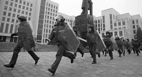 Особенности национального давления. Как строятся отношения бизнеса и силовиков в Белоруссии