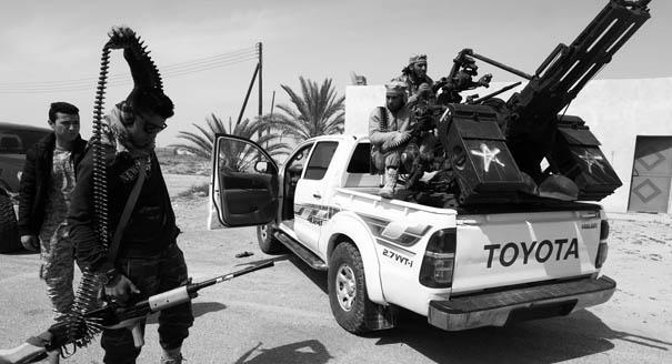 Ливийская мозаика: как справиться со вторым ИГИЛ