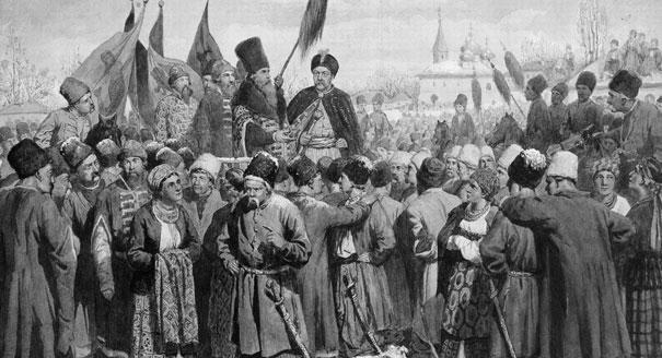 Кем были по национальности Хмельницкий, Петр I и Владимир Креститель. О книге «Происхождение славянских наций»