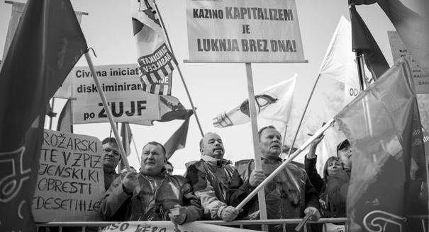 Наследство соцлагеря. Почему Восточная Европа обречена жить вдвое беднее немцев