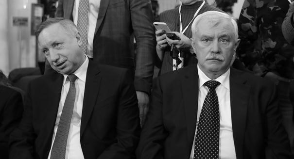 Новый пост и молитва. Почему откладывали отставку Полтавченко