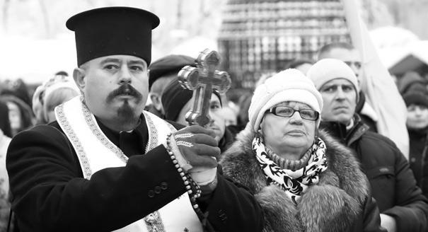 Молодая пленница. Как новая церковь Украины рискует повторить судьбу РПЦ