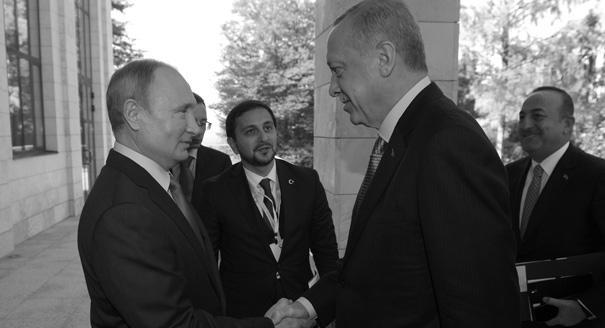 Новое бремя. Каковы итоги встречи Путина и Эрдогана в Сочи