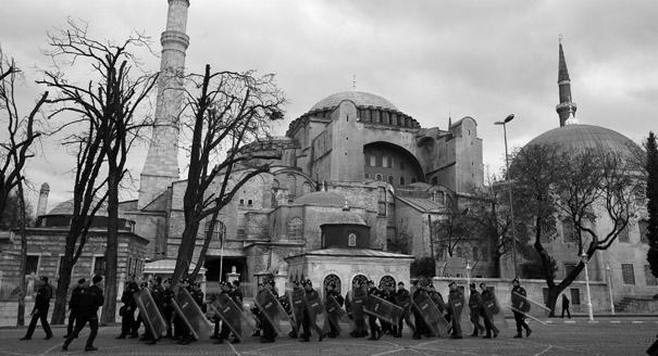 Османское предупреждение. К чему приведет смена статуса Святой Софии