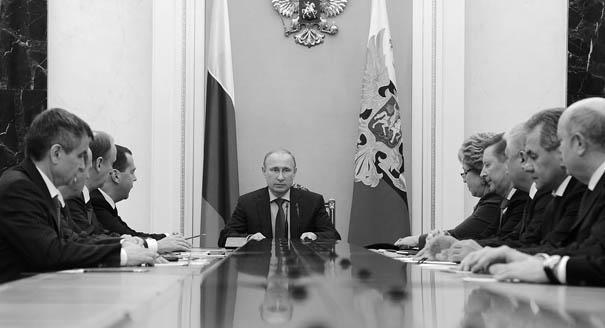 Как Совет безопасности заменил в России правительство