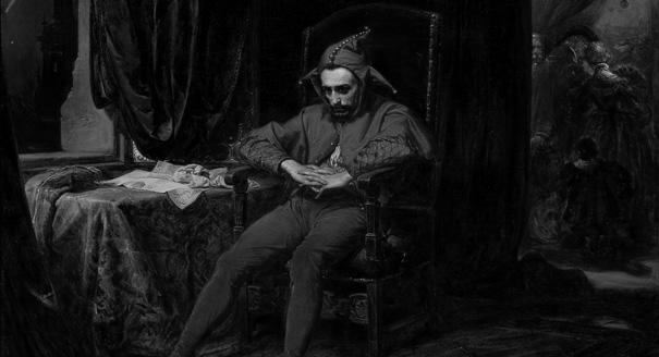 Король и шут. Украинские выборы, вид из театра