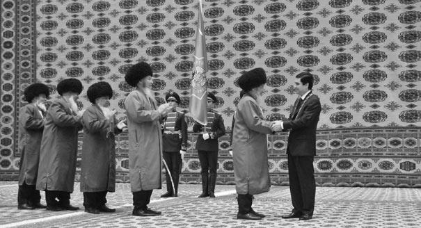 Эра всемогущества. Почему Россия занялась Туркменией