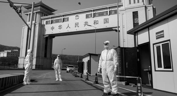 Вирусная граница. Как вспышки эпидемии в пограничье повлияют на отношения России и Китая