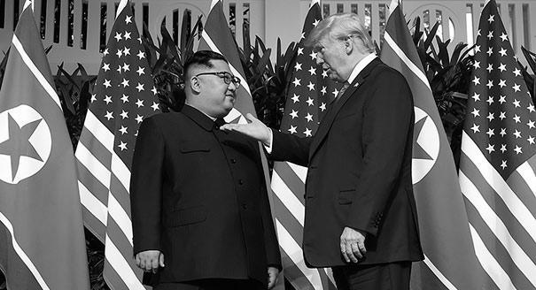 Много выгод из ничего. Что получили от встречи в Сингапуре Ким, Трамп, Пекин и Москва