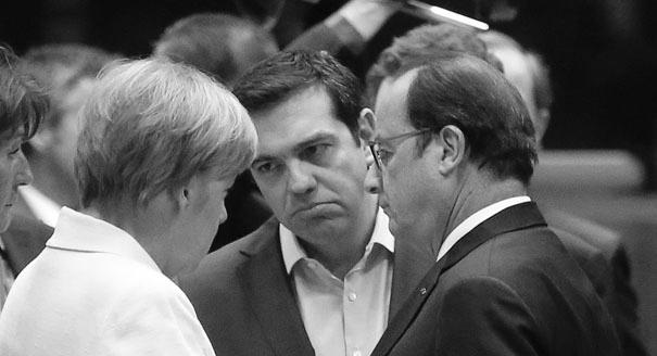 Почему спасение Греции не стало полем битвы России и Америки