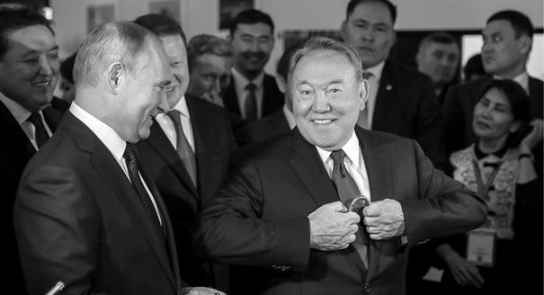 Доступ к ячейке. Что отставка Назарбаева означает для внутренней политики России