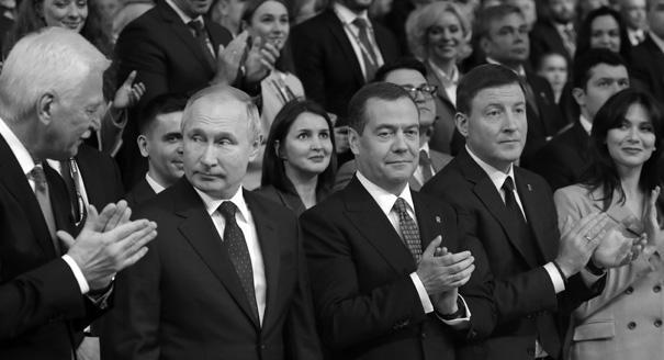 Не ХХ съезд. Почему реабилитация «Единой России» означает ужесточение режима