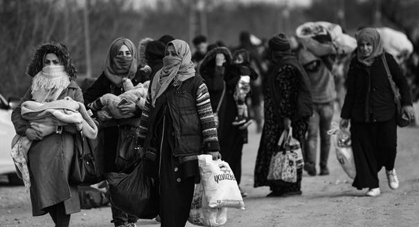 Проект «беженцы». Что Россия планирует дальше делать в Сирии