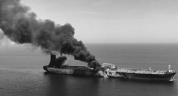 Иран или нет. Чем чреваты атаки на танкеры в Персидском заливе