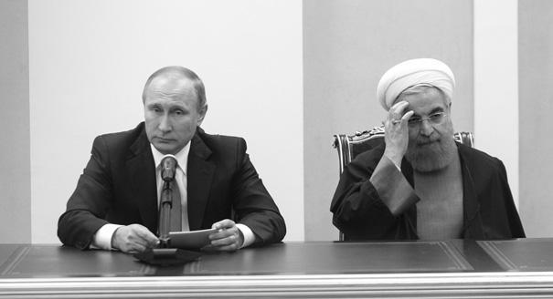 Насколько прочен альянс России и Ирана