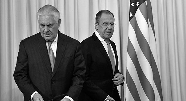 Зачем Трамп отправил Тиллерсона в Москву