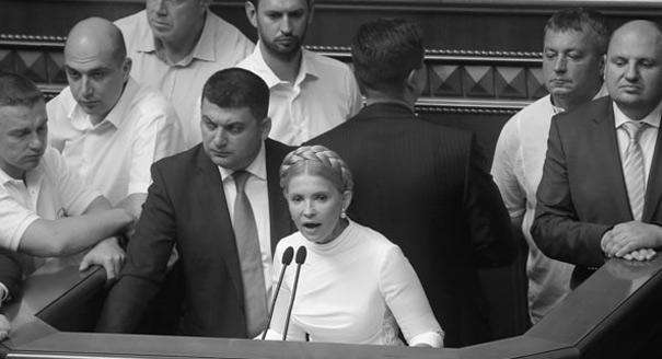 Как Тимошенко снова вошла в первую лигу украинской политики