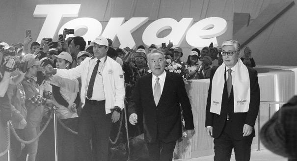 Деперсонализация режима. Каким будет Казахстан Токаева