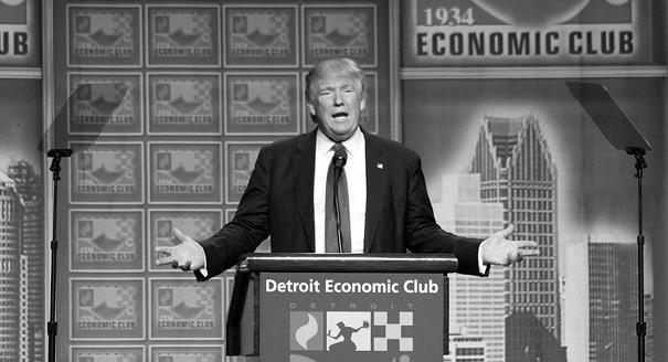 Круг Трампа – Хиллари. Что не так с экономическими программами кандидатов