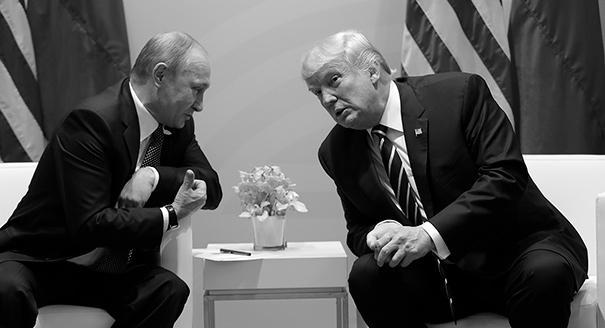 Сидячий саммит. Что дала встреча Трампа и Путина