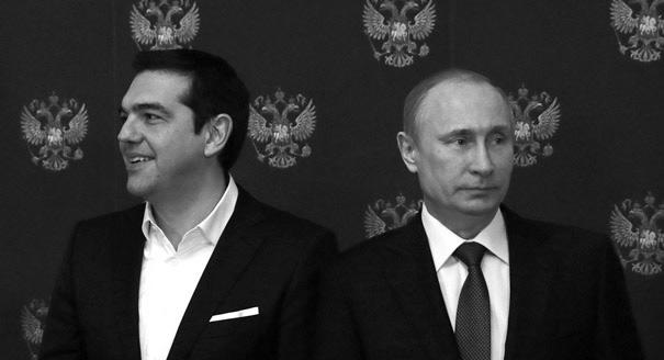 What Did Tsipras and Putin Gain From Their Meeting in Moscow