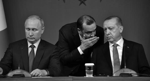 Трудный союз. Смогут ли Россия и Турция договориться по Сирии