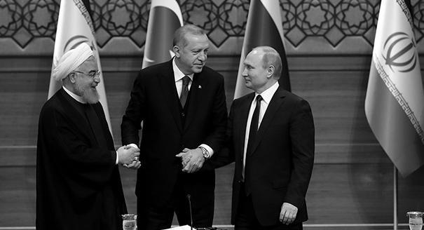 Трое против одного. Что дал первый зарубежный визит нового срока Путина