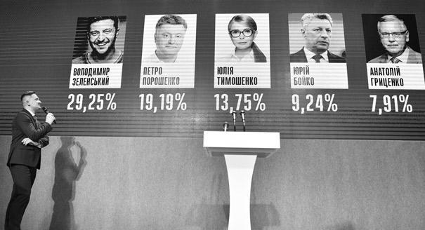 Ukrainian Candidates Set to Haggle Ahead of Presidential Runoff