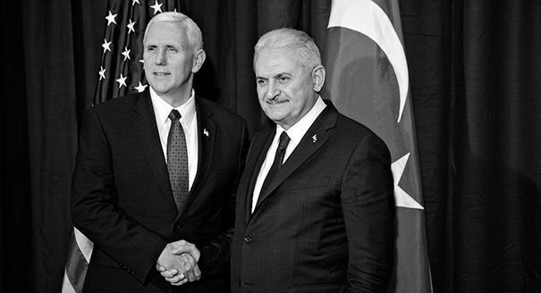 Турецкая перезагрузка. Подружатся ли Трамп с Эрдоганом