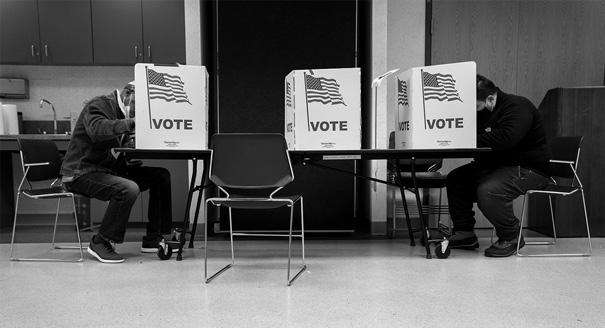 Государство или он. Чего ждать от выборов в США