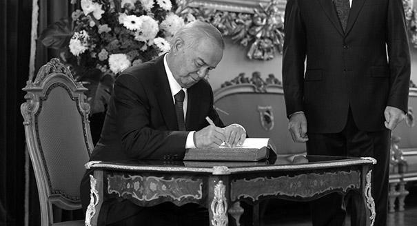 Ташкентский триумвират: кто заменит Каримова во главе Узбекистана