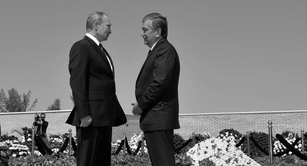 Как поведет себя новый президент Узбекистана