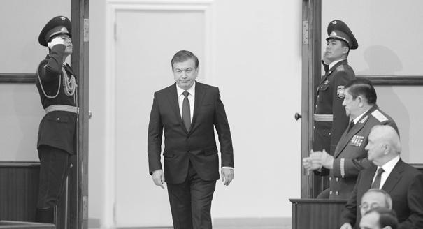Видимость люстрации. Зачем власти Узбекистана начали массовые чистки силовиков