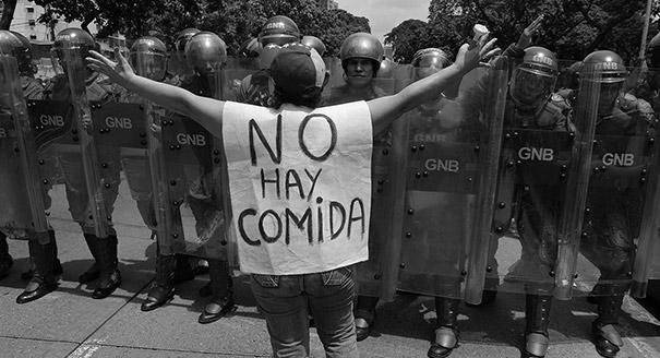 Борьба с нефтью. Венесуэла: нефть плюс социализм