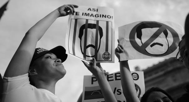 Родина или жизнь. Произойдет ли в Венесуэле бархатная революция