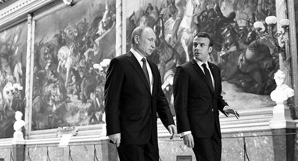 Новые амбиции. Что строит Макрон на российском направлении