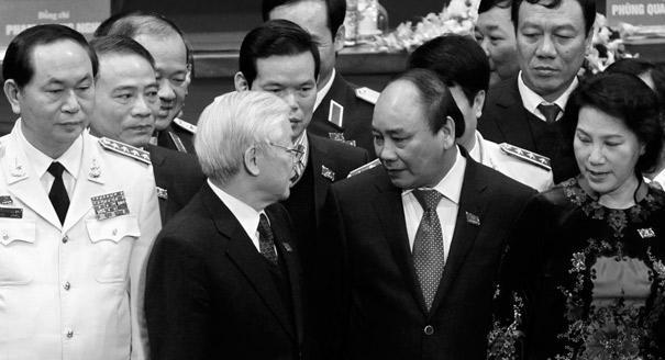 За что главного реформатора Вьетнама отправили на покой?