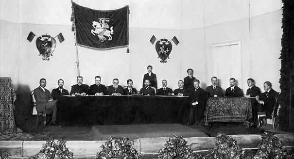 Как за пару лет придумать вековой спор за земли предков. О книге «Литовский национализм и вопрос Вильнюса»