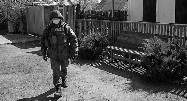 Гонка уязвимостей. Как коронавирус изменит отношения России и Украины