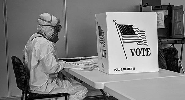 Как коронавирус изменит президентские выборы в США