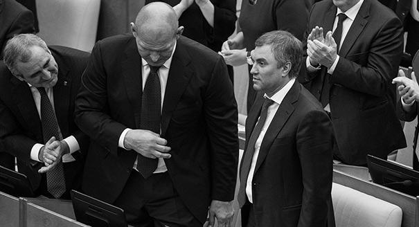 Личная Дума. Как Володин восстанавливает влияние парламента