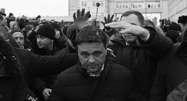 Что рассказал Волоколамск об эволюции российской вертикали