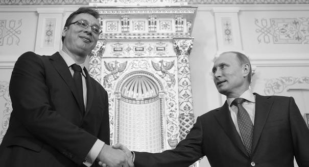Escaping the Kremlin's Embrace: Why Serbia Has Tired of Russian Support