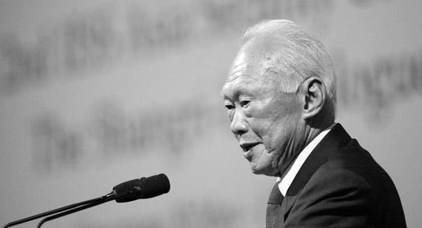 Ли Куан Ю в России: ролевая модель или свадебный генерал?