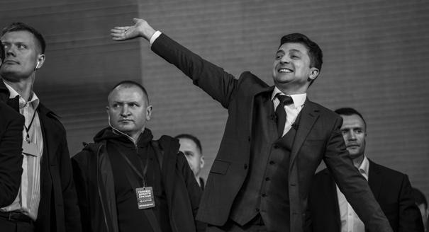 Victory for Zelensky in Ukraine — But the Real Battle Starts Now