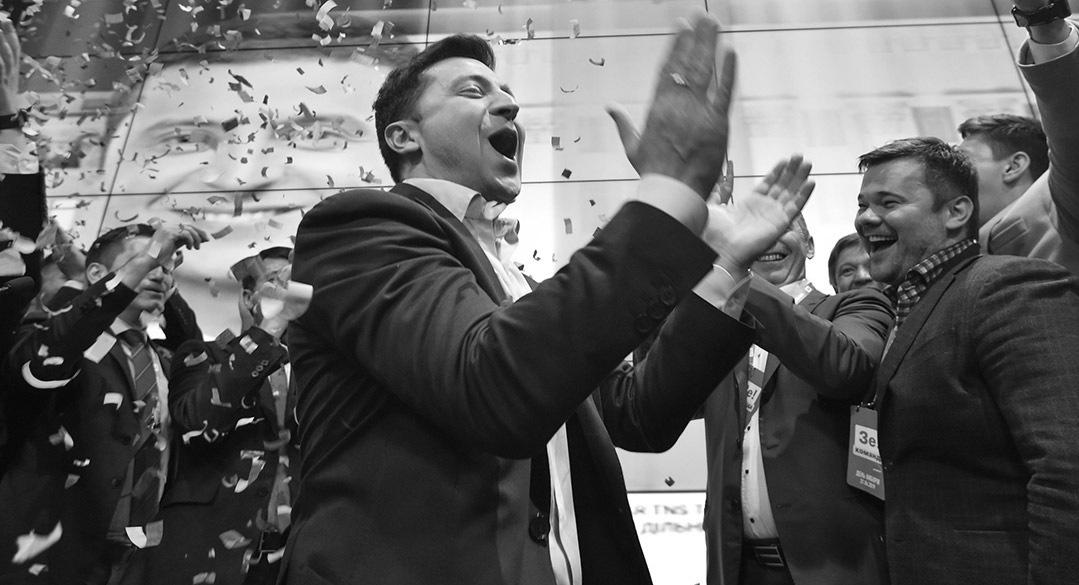 Что показал успех Зеленского на украинских выборах