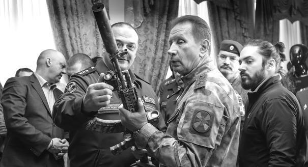 Страхи охранителей. Зачем Золотов записал обращение к Навальному