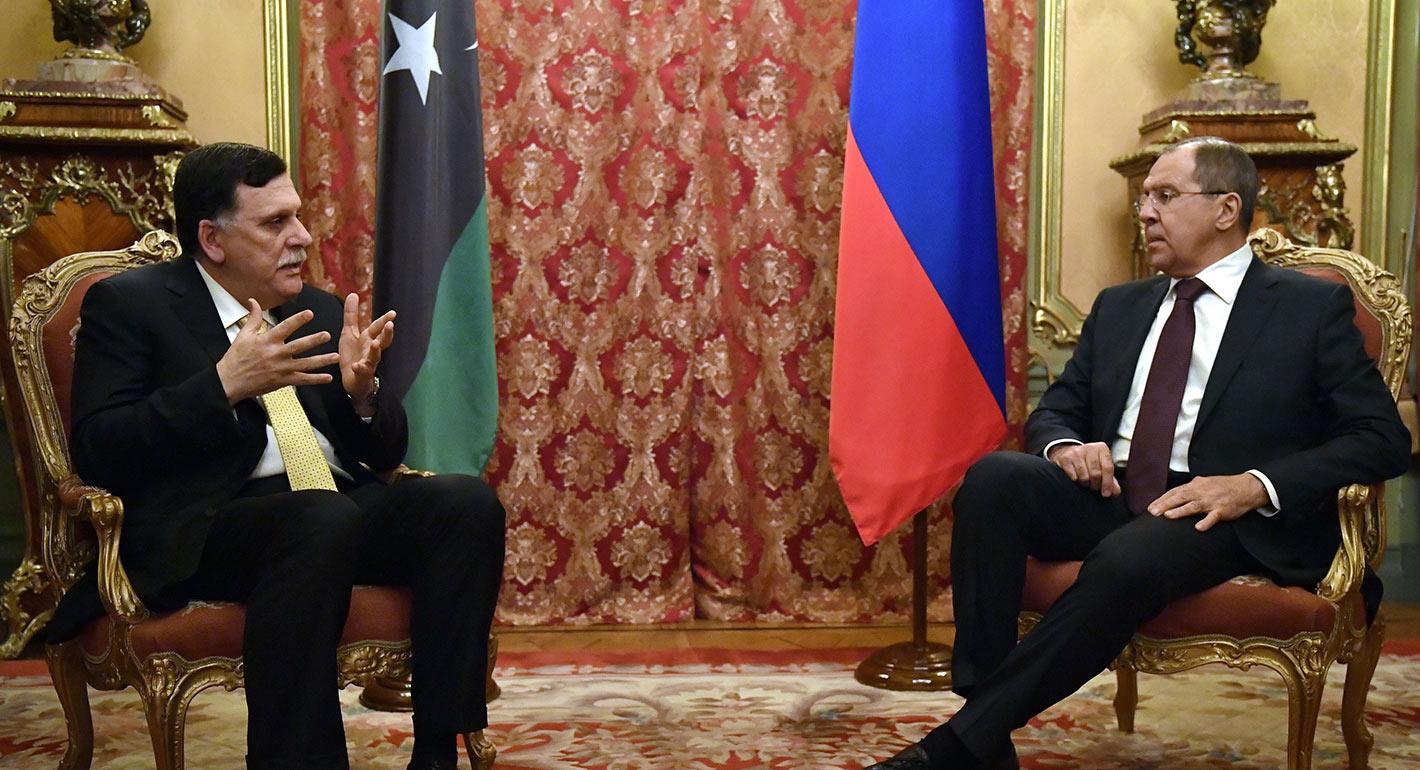 الحرب الليبية وتعدُّد الأطراف