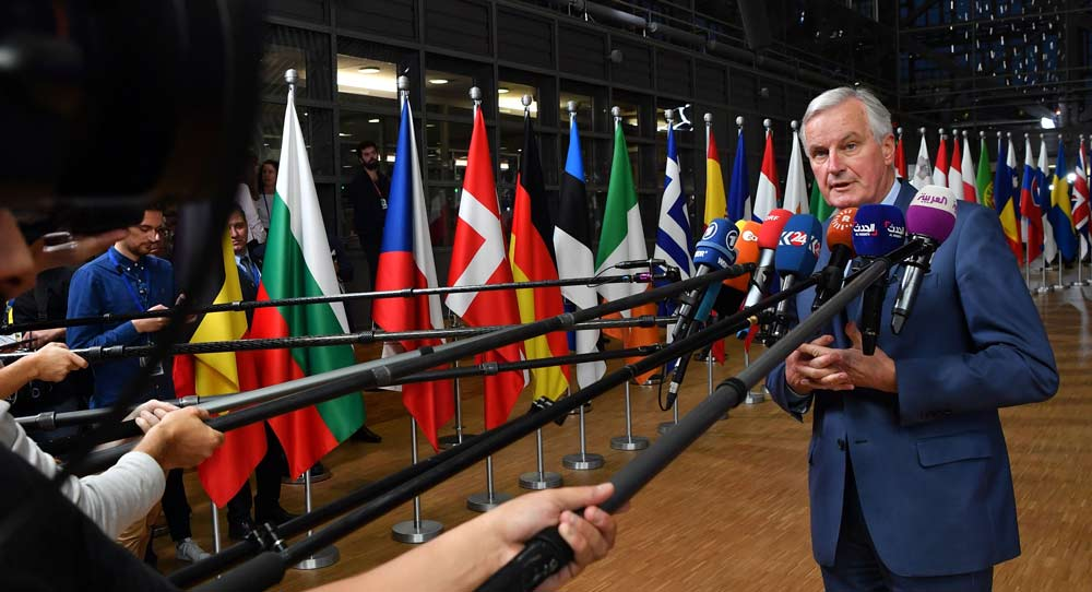 Brexit Talks: Only the  Beginning