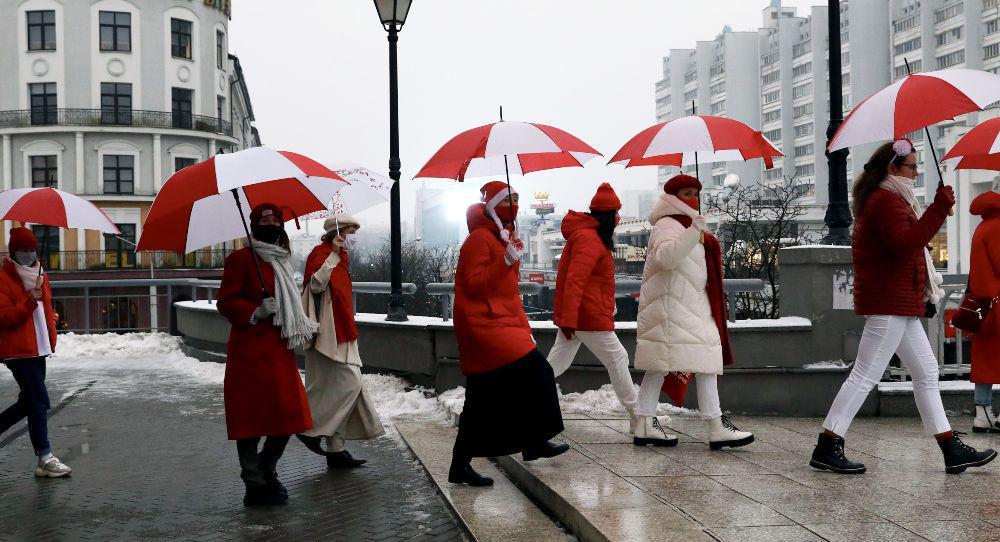 The Political Awakening of Belarusian Society